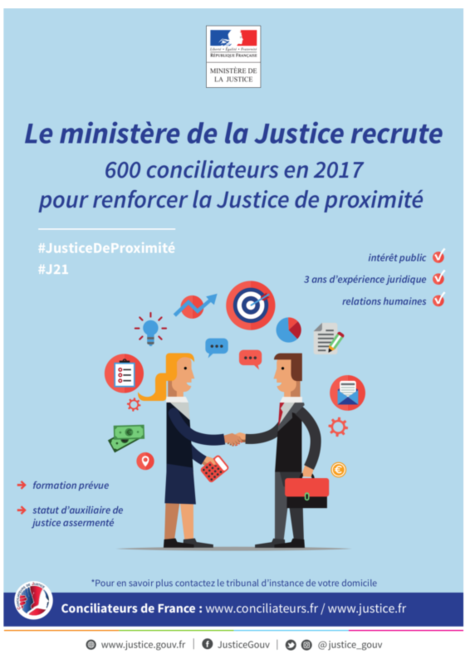 Justice affiche